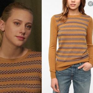 AS SEEN ON TV URBAN OUTFITTERS SWEATER RIVERDALE